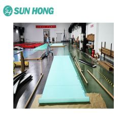 Papier, Das Maschine China Polyester Trockner Presse Filz Synthetische Plain Weave Spiral Runde Förderer Single Double Triple Layer Fabric Forming Drahtgitter