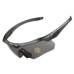 إطارات الجيش القديمة إطارات كاملة Imprint بلاستيك PC Lens السلامة العسكرية نظارات شمسية C5 مضادة للرموز البالستية ذات الرموز النقطية مخصصة