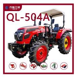 Tracteur de vente chaude 50HP et 35 ch riz paddy champ lumineux de la machine du tracteur agricole pour la vente de matériel agricole