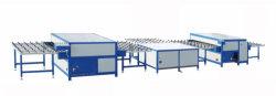 절연 유리 기계용 수평 절연 유리 생산 라인