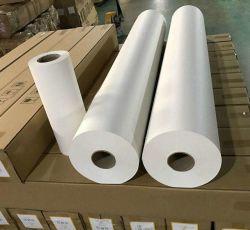 Anti-Curl adhesivo de 80g/m² Papel de transferencia por sublimación sublimación hortera el papel de impresión camiseta