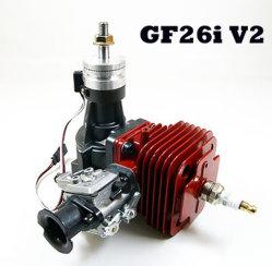 26CC ГАЗОВЫМ двигателем для RC мотора самолет (GF26IV2)