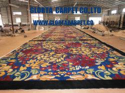 Parede a parede Lã Handtutfed & Hotel Nylon Carpet