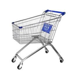 실용적인 큰 쇼핑 트롤리 안전 플라스틱은 쇼핑 트롤리를 덮는다