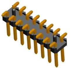 Conector da placa de tomada PCB do bloco de terminais da ficha elétrica à placa Para peças de injeção de plástico