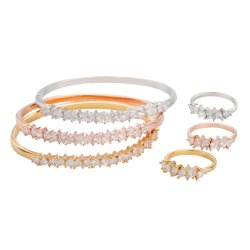 В раскрывающемся списке форма Bangle обедненной смеси украшение браслет оригинальный дизайн украшения,