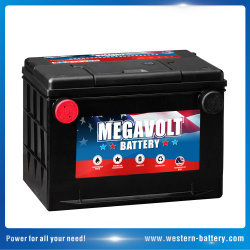 78-675 Mf Automobile/bateria de carro Auto-Electrical Sistema de Motor de Arranque Forçado a bateria de arranque
