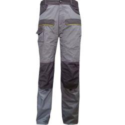 Multi pantaloni con i rilievi di ginocchio, pantaloni del lavoro del carico di alta qualità dei pantaloni del lavoro delle caselle del cotone di usura del lavoro di Cordura della Multi-Casella
