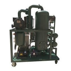 真空不用なオイルをリサイクルする誘電性オイルのろ過変圧器オイルの洗剤