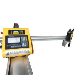 휴대용 CNC 절단기 칸틸레버 플레임 플라즈마 절단 기계 소형 벌절단 기계