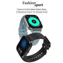 Comercio al por mayor de la Frecuencia Cardíaca Notificación de mensaje de registro del sueño Smartwatch Android los teléfonos móviles de vigilancia inteligente