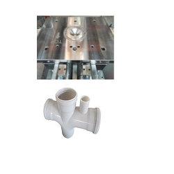 قالب تركيب أنبوب القطع PVC