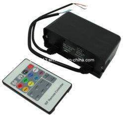 Resistente al agua LED RGB de RF Controlador de tira