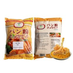 Kochen der gebratenen Nahrungsmitteloberfläche Halal Panko Brotkrumen