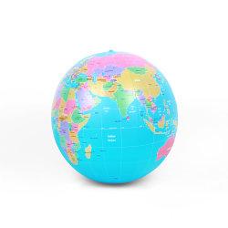 Bola de playa inflable de PVC personalizado de alta calidad con logotipo personalizado Impresión