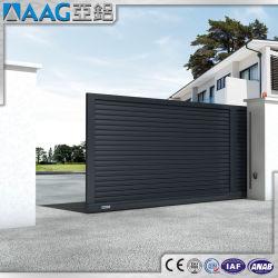 Pliage en aluminium haute qualité de la porte coulissante automatique