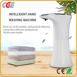 Espuma de inicio de la mano de líquido lavadora eléctrica del sensor de contacto automático de jabón líquido Touchless Disp dispensador de jabón