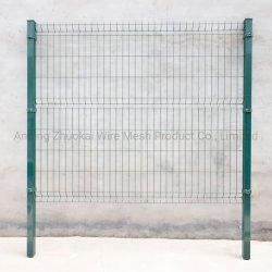 3D verniciato a polvere/rivestito in PVC rete metallica zincata Fence