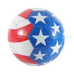 OEM/ODM personalizzato in fabbrica misura 5 4 3 2 TPU/PVC Calcio palla Calcio esterno impermeabile