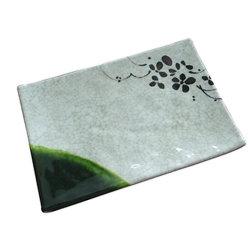 """100% de vajillas de melamina -""""Oribe""""Placa rectangular de la serie/Hotel/Proveedores de vajilla de melamina (JBY8008)"""
