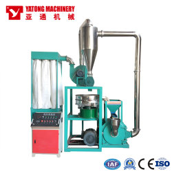 Yatong Belüftung-PET Miller/PlastikPulverizer/Zerquetschung-Maschine/Fräsmaschine