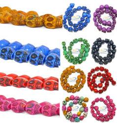 Cordón de piedras preciosas de color turquesa