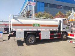 동펑 5000L 오일 공급 연료 탱크 트럭