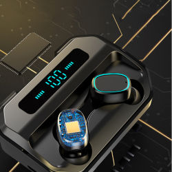 Head-Phones sem fio à prova de fone de ouvido Bluetooth para telefone smart