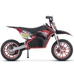 500W 36V die Qualität, die weg von der Straße automatisch ist, scherzt elektrisches Schmutz-Fahrrad