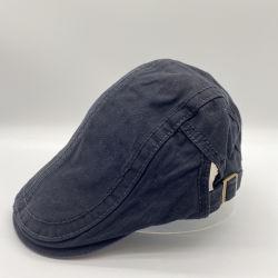 2021 غير رسمية ربيع الصيف Berets قبعة الرجال النساء دنيم أخبار صبي أغطية قطن [كبي] [هرّينغبون] قبعة [دوكبيل] [إيفي] شقة غطاء