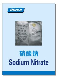 preço de fábrica 99% de pureza Nitrate-Qingdao Sódio Hisea Chem Co Ltd