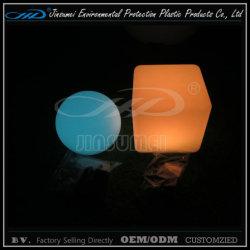 Los muebles con LED de iluminación de bola de plástico PE y certificación de BV