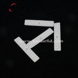 Nieuw UHF-RFID-label voor wasbare kleding voor de detailhandel