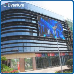 Pleine couleur étanches IP65 Affichage LED pour la publicité de plein air