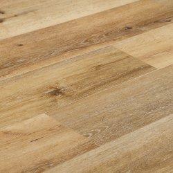 1,5 мм IXPE резервного копирования щелкните Заблокировать серого пепла Деревянные зерна Spc Пол виниловый пол