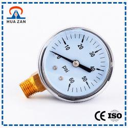 Kundenspezifisches Wasserhahn Manometer Hersteller Wasserdruck-Prüfgerät