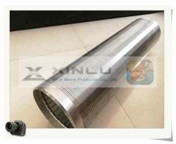 Tubo de aço inoxidável para o sistema de filtro de óleo e água com equipamentos de tratamento