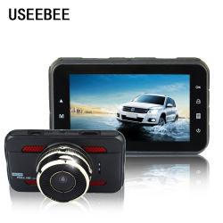 FHD1080p Dashcamの夜間視界のスプリント小型車DVR