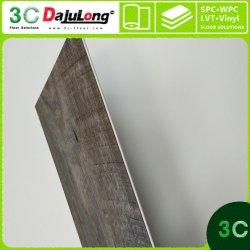 PUR, die steifen Kern SPC beschichten, Holz-Schauen Klicken-Vinylfußboden 3mm