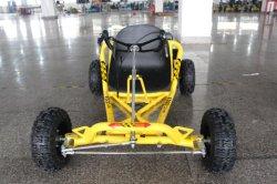 2017 Nova barata de alta qualidade CE-II e&Nbsp;padrões de emissão da EPA 6.5HP Certificação 196cc Gas Powered Go Kart único Banco para venda