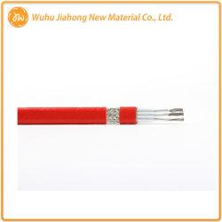 Nastro riscaldato manutenzione industriale di temperatura di protezione della gelata del tubo