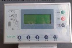 La vis du compresseur d'air Mam-200 contrôleur panneau industrielle Affichage du moniteur