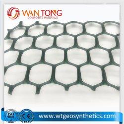 Hf10/la couverture végétale Net/maille plastique/treillis de plastique Geonet