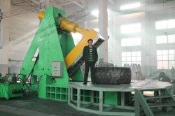 OTR/pneu Minning cutter pour couper toute énorme//Mise au rebut des déchets/pneu usagé
