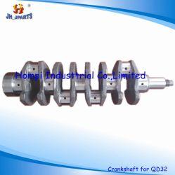 Авто части коленчатого вала на Nissan Qd32 Qr25/TD27/TD42/VG30/Zd30/Ka24/H20