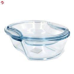 أدوات تحضير الزجاج من السيليكات واضحة خنزير/قالب حلوى