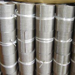 Edelstahl-Rückholländer-Webart-Filterstoff-Riemen