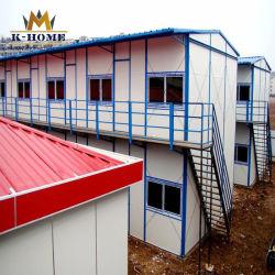 Camp de travail modulaire bâtiment préfabriqué