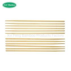 Runde Bambus Essstäbchen in nackt