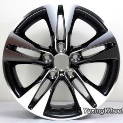 Alquiler de las ruedas de aluminio de 16 pulgadas Llanta de aleación de Toyota con un punto